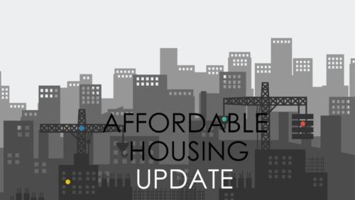 Housing Update- February 2018