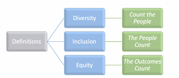 Implementing Diversity, Inclusion, and Equity During a Pandemic